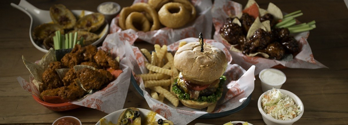 Overstuffed Sandwiches, Burgers, Wings & More   Macado's